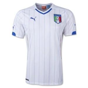 Italy 2014 World Cup Away Shirt