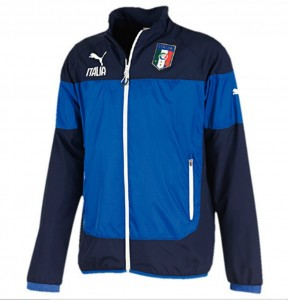 b6dde55afdb Italy 2014 World Cup Leisure Jacket