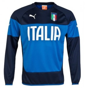 Italy 2014 World Cup Sweatshirt