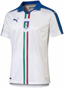 Italy Away Shirt 2015 - 2016