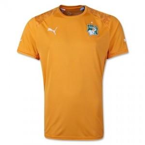 Ivory Coast 2014 World Cup Home Shirt
