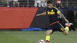 James Rodríguez A Key Cog Colombia