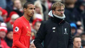 Joel Matip will be a key player at Liverpool Jurgen Klopp