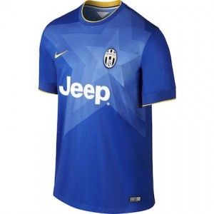 Juventus Away Shirt 2014 - 2015