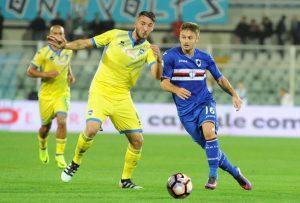 Karol Linetty Pescara V Sampdoria