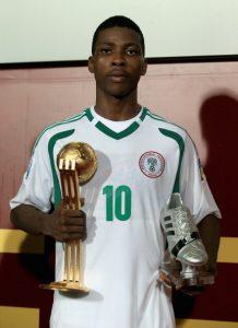 Kelechi Iheanacho U17 World Cup