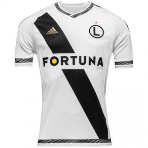 Legia Warsaw Home Shirt 2015 - 2016