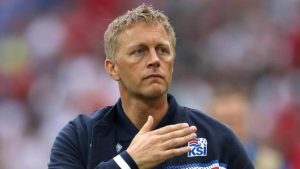 Lighting up the Euros 2016 Iceland the Tournament Underdogs Heimir Hallgrimsson