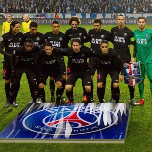 Ligue 1 2015 - 16 Week 15 PSG