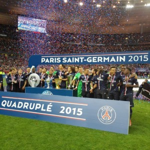 Ligue 1 Opening Day Fixtures 2015 - 2016 PSG
