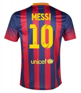 Lionel Messi Soccer Jersey