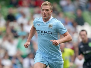 Living the Dream The Career of John Guidetti Man City
