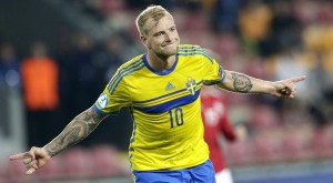 Living the Dream The Career of John Guidetti Sweden