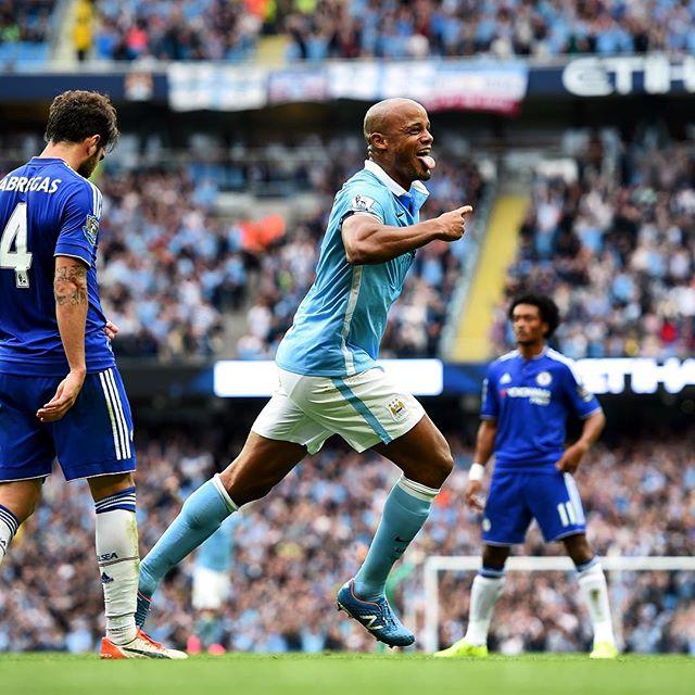 Manchester City V Chelsea 2015 | Soccer Box