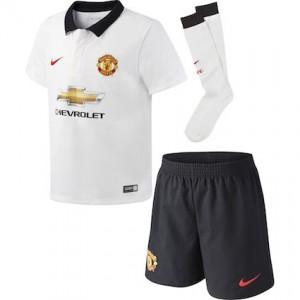 Manchester United Kids Away Kit 2014 - 2015