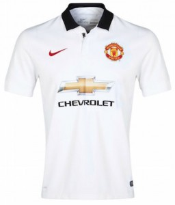 Manchester United Kids Away Shirt 2014 - 2015