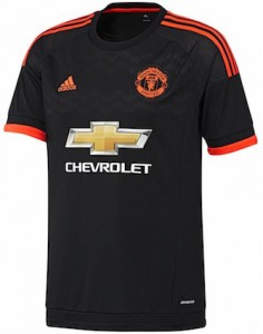 Manchester United Third Shirt 2015 - 2016