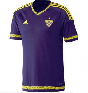 Maribor Home Shirt 2015 - 2016