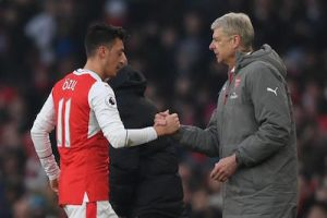 Mesut Ozil Play's a Vital Role at Arsenal Wenger