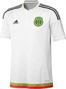 Mexico Away Shirt 2015 - 2016