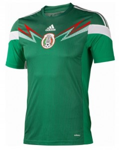 differently 5c95e 5d180 Mexico Football Jerseys | World Cup 2014 | Soccer Box