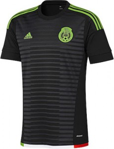 Mexico Home Shirt 2015 - 2016