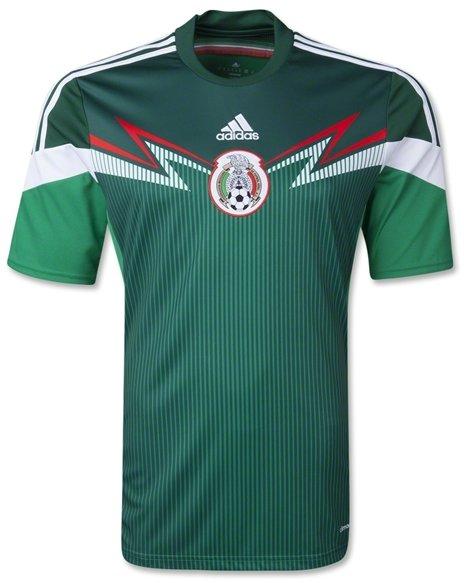 2a20abc04 Mexico Adidas Soccer Jersey | Mexico Soccer Jerseys | Soccer Box