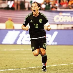 Mexico win CONCACAF Gold Cup 2015 Andres Guardado