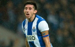 midfield dynamo, Hector Herrera FC Porto