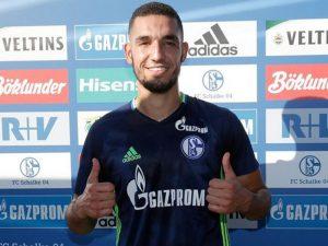 Nabil Bentaleb Joins Schalke Aug 2016