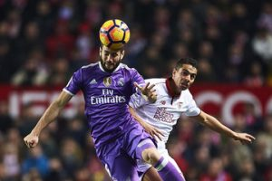 Nacho's Decision to Stay at Real Madrid Ball Skill