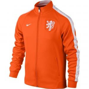 Netherlands 2014 World Cup N98 Jacket 6dfefef98