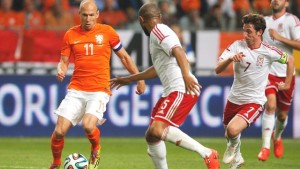 Netherlands Beat Wales 2015 Friendly