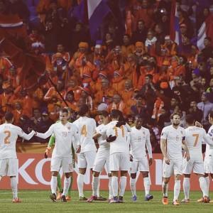Netherlands Beat Wales Euro Qualifier
