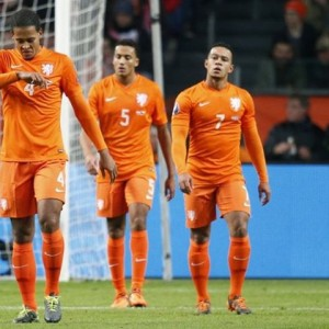 Netherlands Out Of Euro 2016 Disappointment