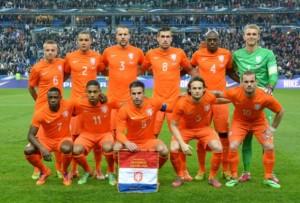 Netherlands Restart with Danny Blind Squad