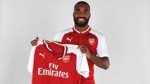 new-arsenal-signing-alexandre-lacazette-home-shirt