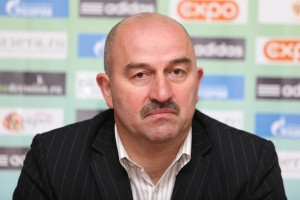 New Legia Warsaw Manager Stanislav Cherchesov 2015
