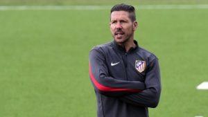 Nicolas Gaitan Diego Simeone Atletico