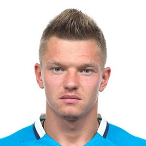 Oleg Shatov Leading the Charge for FC Zenit Profile