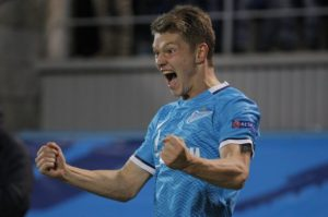 Oleg Shatov Leading the Charge for FC Zenit Scoring