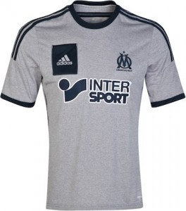 Olympique Marseille Away Jersey 2014 - 2015