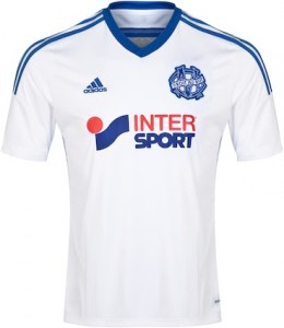 Olympique Marseille Home Jersey 2014 - 2015