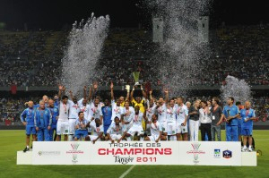 Olympique Marseille Ligue 1 History 2011 Champions