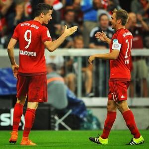 Opening Week of 2015 - 2016 Bundesliga FC Bayern
