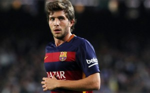 opportunity to test new faces in Spain squad Sergi Roberto