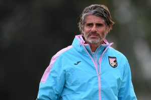 Palermo's 11th Coaching Change in Two Seasons Apperance at Training