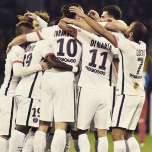 Paris Saint Germain Excel as Ligue 1 Heads to Winter Break 2015