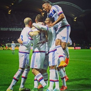 Paris Saint Germain Excel as Ligue 1 Heads to Winter Break Lyon