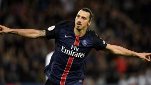 Paris Saint-Germain's Post-Zlatan Future Under Unai Emery Ibrahimovic